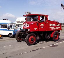 How long will it take to get to Scotland by this wagon by Andy Jordan