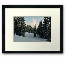 Crater Lake National Park, Klamath County, Oregon, USA  Framed Print