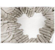 Hands: Love Poster
