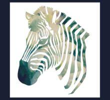 Nature Zebra 1 Kids Tee