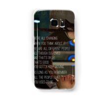 11th Hour Samsung Galaxy Case/Skin