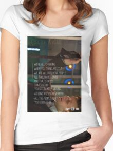 11th Hour Women's Fitted Scoop T-Shirt