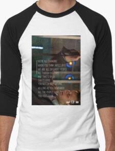 11th Hour Men's Baseball ¾ T-Shirt