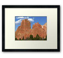 Want to go for a climb Framed Print