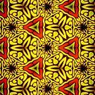 Kaleidoscope Pattern 05 by fantasytripp