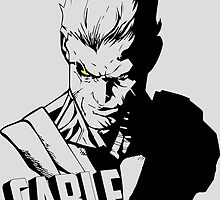 Marvel Cable - Nathan Summers by Johnny Rodriguez