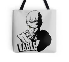 Marvel Cable - Nathan Summers Tote Bag