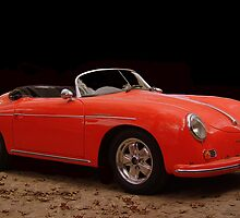 Porsche Speedster by Tugela