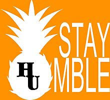 Stay Humble Funny Geek Nerd Photographic Print