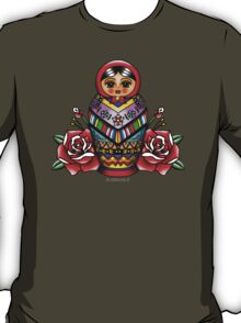 Vectorized Mexican Matryoshka 2 T-Shirt