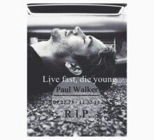 Paul Walker Tribute by customdesignsco