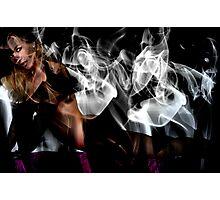 Fantasies In Smoke I Photographic Print