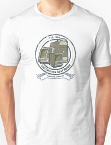 Sad Chimes Rest Home Unisex T-Shirt