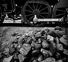 Steam Engine 08 by Alan E Taylor