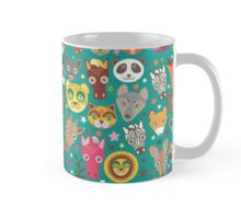 funny animals muzzle Mug