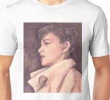 JUDY GARLAND PORTRAIT Unisex T-Shirt