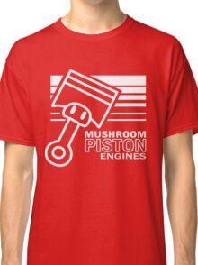Mushroom Piston Engines Classic T-Shirt