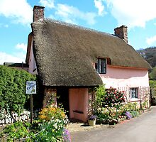 Rose Cottage by Dave Law