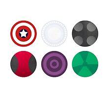 Avengers Assemble! by amestre