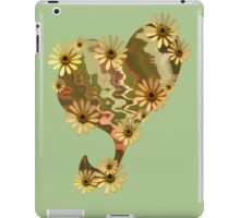 Daisy Heart for Doona Covers or Duvets plus other homewares. iPad Case/Skin