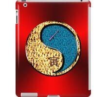 Sagittarius & Tiger Yang Water iPad Case/Skin
