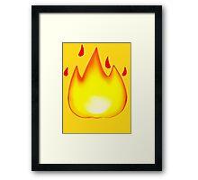 Hotness Framed Print