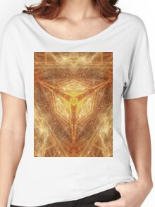 Sacred Geometry 04 - Psychedelic Cube Women's Relaxed Fit T-Shirt