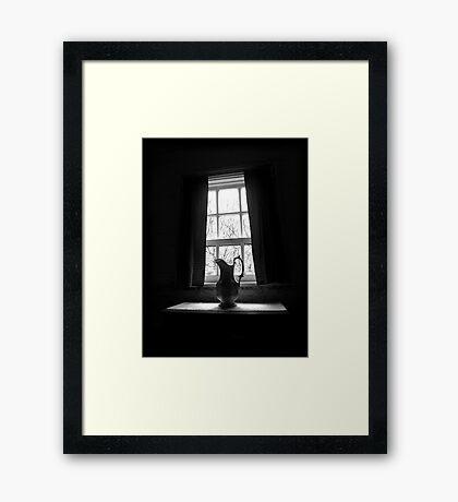 serenity ... Framed Print