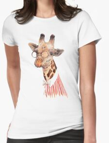Lady Giraffe T-Shirt