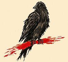 crow by motymotymoty