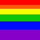 Rainbow Pride by Tania Rose