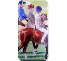 At the Royal Show iPhone Case/Skin