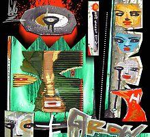 greenman by arteology