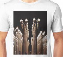 urban lights-lacma Unisex T-Shirt