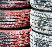 Tyres at Monaco by MarkUK97
