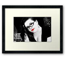 """""""Annie"""" Framed Print"""