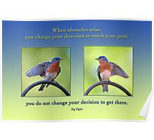 Changing Direction Poster