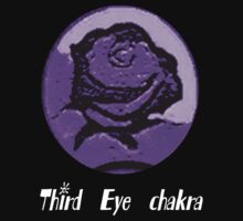 Third eye chakra by mandyemblow