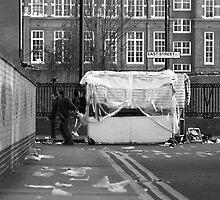 East Street Barrow Boys by Andrew Moughtin-Mumby