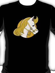 Horse head cartoon T-Shirt