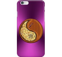 Sagittarius & Rabbit Yin Wood iPhone Case/Skin
