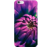 Opening flower iPhone Case/Skin