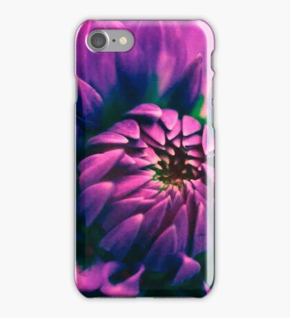 Opening flower iPhone Case/Skin