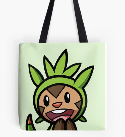 Chespin Tote Bag
