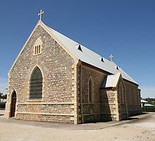 """Zion Evangelical Lutheran Church"" by Gail Mew"