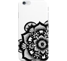 Floral Mandala iPhone Case/Skin