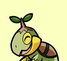 Turtwig by Pepooni
