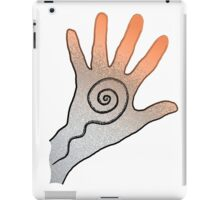 Spiral Hand for Duvets, covers, journals and bags. iPad Case/Skin