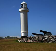 Wollongong Lighthouse by Evita