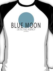Blue Moon Detective Agency T-Shirt